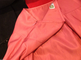 Old Navy Womens Low Rise Waist Pink Skirt with Embroidered Edge Pattern size 16 image 8