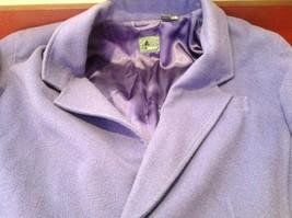 Liz wear Women's purple blazer size 4 made in Philippines image 6