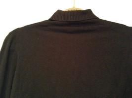 Long Sleeve Black Turtleneck Top Easel Size M Interesting Details on Elbows image 5
