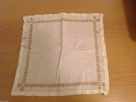 Lot Vintage Table Wear Table Runners Napkins Towel image 3