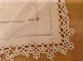 Lot Vintage Table Wear Table Runners Napkins Towel image 8