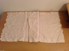 Lot Vintage Table Wear Table Runners Napkins Towel image 9