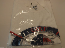 Lot of 2 Golf T-Shirts Still in Packaging Size XL image 3