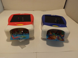 Lot of 2 Kid Toys Lite Brite and Fisher Price Sing Along Karaoke image 3