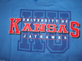 Lot of 3 Kansas Jayhawks Shirts Size XL/XXL image 5