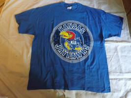 Lot of 3 Kansas Jayhawks Shirts Size XL/XXL image 6