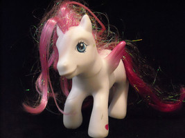 Lot of 6 My Little Pony Dolls white pink green image 4