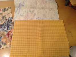 Lot of Mistmatched Tablewear 20 Place Mats 2 Table Runners image 5
