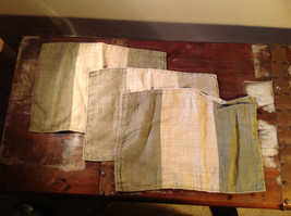 Lot of tablecloths table linens and placements clean excellent condition image 5