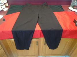 Louis Feraud Ladies Long Brown Pants Size 12 image 4