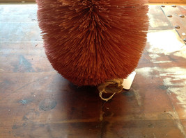 Palm Fiber Big Pink Pig Brush Eco Fiber Sustainable Made in Philippines image 5