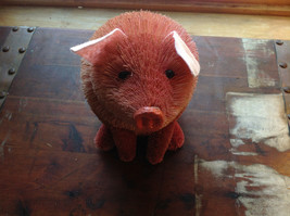 Palm Fiber Big Pink Pig Brush Eco Fiber Sustainable Made in Philippines image 7