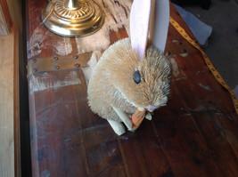 Palm Fiber Big Brown Rabbit Brush Eco Fiber Sustainable Made in Philippines image 3