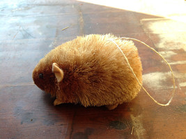 Palm Fiber Brown Hamster Brush Eco Fiber Sustainable Made in Philippines image 2