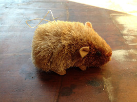 Palm Fiber Brown Hamster Brush Eco Fiber Sustainable Made in Philippines image 4