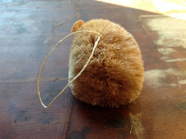 Palm Fiber Brown Hamster Brush Eco Fiber Sustainable Made in Philippines image 3