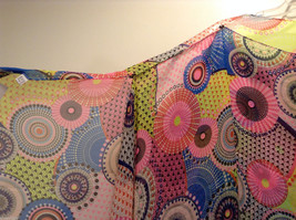"""MAD fashion New """"Pink Kayleigh"""" Scarf Cape Kimono Top, Two in One image 4"""
