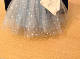 Madame Alexander Miss Millennium Collectible Doll Silver Blue Dress, no box image 4