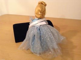Madame Alexander Miss Millennium Collectible Doll Silver Blue Dress, no box image 5