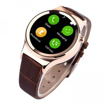NEW NO.1 S3 GOLDEN TOUCH SCREEN BLUETOOTH 3.0 SMART WATCH LOST CAMERA SU... - €77,29 EUR