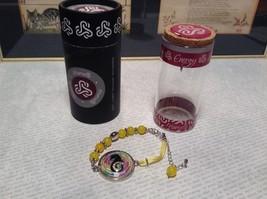 Mandala Seahorse Yellow Beads Marcella Bracelet Generous Persistence Vision image 2