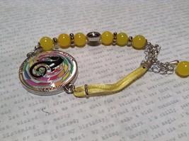 Mandala Seahorse Yellow Beads Marcella Bracelet Generous Persistence Vision image 3