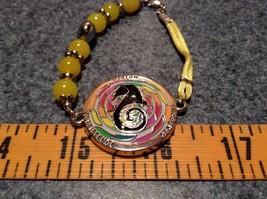Mandala Seahorse Yellow Beads Marcella Bracelet Generous Persistence Vision image 6