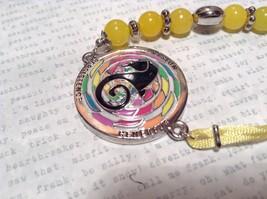 Mandala Seahorse Yellow Beads Marcella Bracelet Generous Persistence Vision image 4