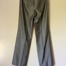 Margo Dress Pants by Ann Taylor Patterned Inside Lining Size 2 image 7
