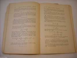 Math book from 1897 softcover booklet by William F. Osgood PhD image 6