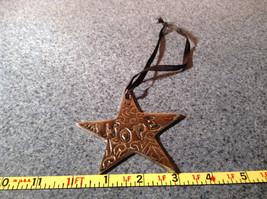 Metal Star Shaped HOPE Medallion Measurements Below image 5