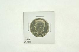 1980-D Kennedy Half Dollar (F) Fine N2-3728-2 - $4.99