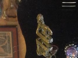Miniature Bronze hand made artisan cast Lion image 4