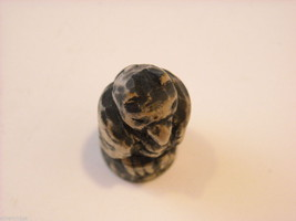Miniature Hand Carved Bird of Prey image 5