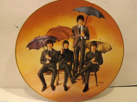 Mint Delphi Beatles Plate 65 (1965) Fourth  Issue in the Apple Corps collection image 3