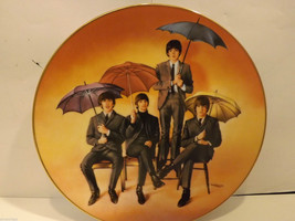Mint Delphi Beatles Plate 65 (1965) Fourth  Issue in the Apple Corps collection image 2