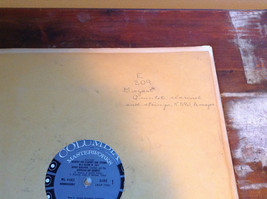 Mozart Quintet in A Major K 581 for Clarinet and Strings Columbia Records image 3