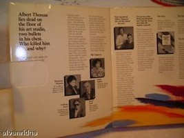 Murder Mystery Jigsaw puzzle and book image 3