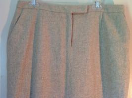 NEW Valerie by Valerie Stevens Beige Light Brown Pattern Maxi Skirt Size 16 image 2