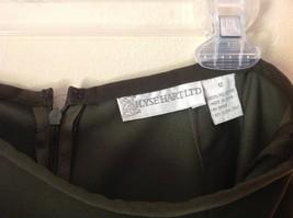 Pretty Green Ilyse Hart LTD Size 12 Skirt Side Zipper Closure image 4