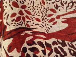 New Long Scarf Shawl w Leopard print  in choice of color image 5