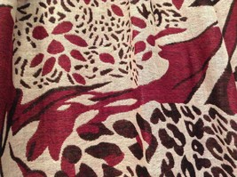 New Long Scarf Shawl w Leopard print  in choice of color image 10