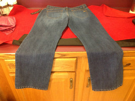 New Ninety Jeans Ladies Denim Jeans 32 inch waist.  Inseam 31. image 7