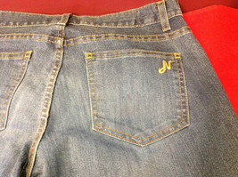 New Ninety Jeans Ladies Denim Jeans 32 inch waist.  Inseam 31. image 9