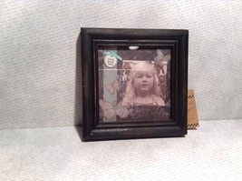 New Primitives Photo Frame Vintage Look and Feel Butterfly Background image 2
