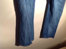 Old Navy Sweetheart Blue Denim Jeans Size 14 image 6