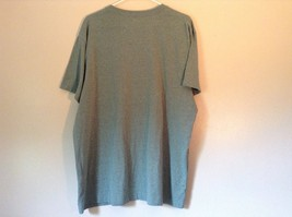 Old Navy Green T Shirt Finger Lakes NY on Front with Graphics Stretchy Size XXL image 3