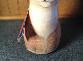 Orange Striped Tabby Cat Paperweight Medium Size Made in USA Fiddlers Elbow image 3