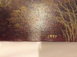 Painting Original Autumn Forest Vivian Gaines Tanner Hudson Valley Artist image 5