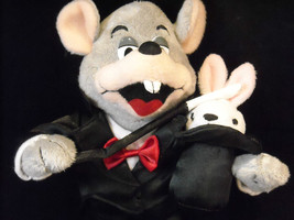 Pair Of Dressed Up Stuffed Animals And Dress Up Costume Accessories image 8